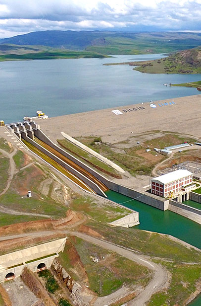 TATAR DAM AND HYDROELECTRIC POWER PLANT