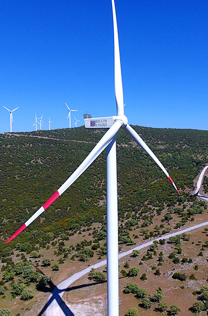ALİAĞA WIND ENERGY POWER PLANT